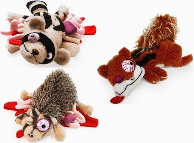 Brinquedos esquisitos