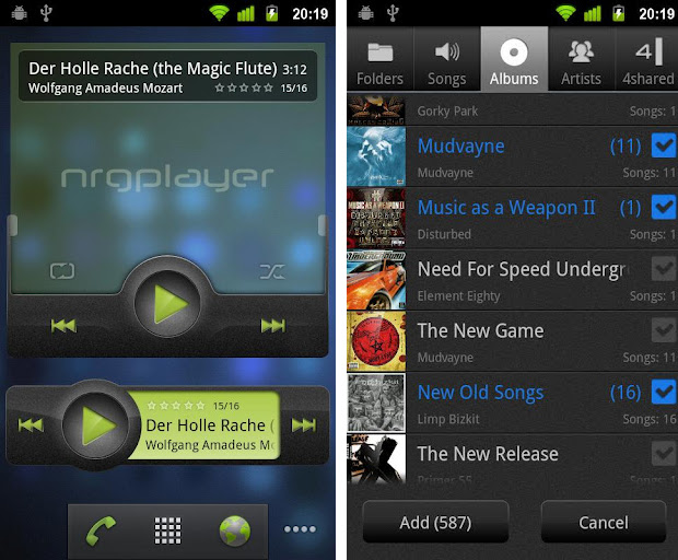 7 Music Player Apps For Android That Rock Updated