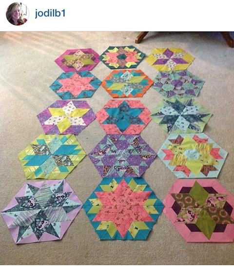 ParkBenchQuilt - Finished quilts & blocks on design walls ... : unique quilt blocks - Adamdwight.com