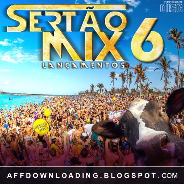 CD Sertãomix Lançamentos Vol 6 – 2015