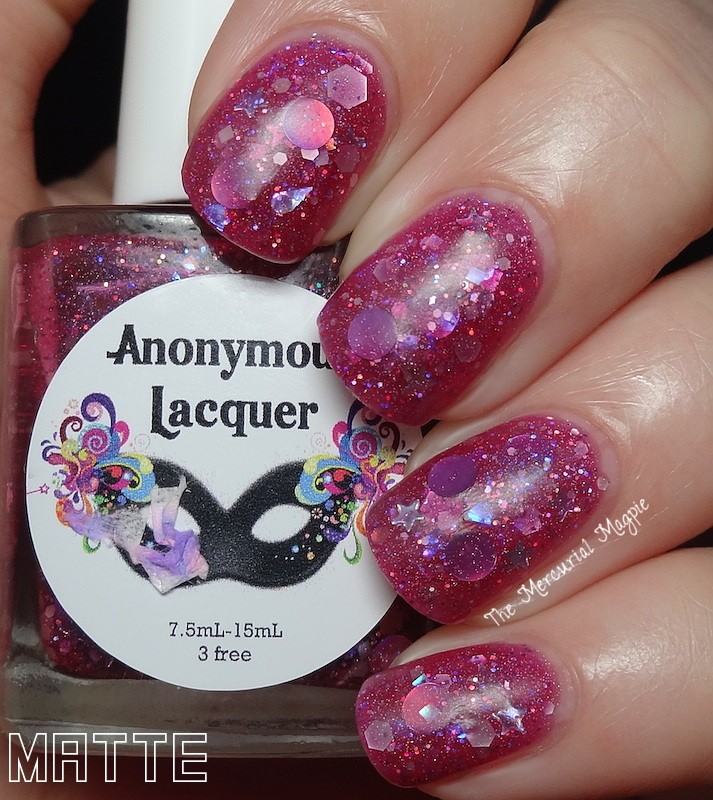Anonymous Lacquer Samhain's Moon