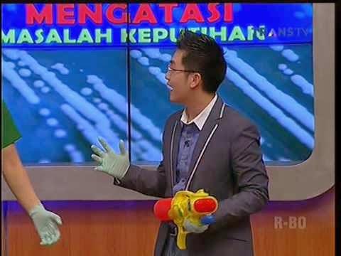 Dr Oz Indonesia Eps Mengatasi Masalah Keputihan