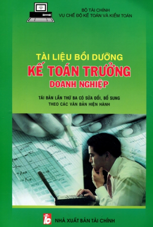 sách tài liệu bồi dưỡng kế toán trưởng năm 2014