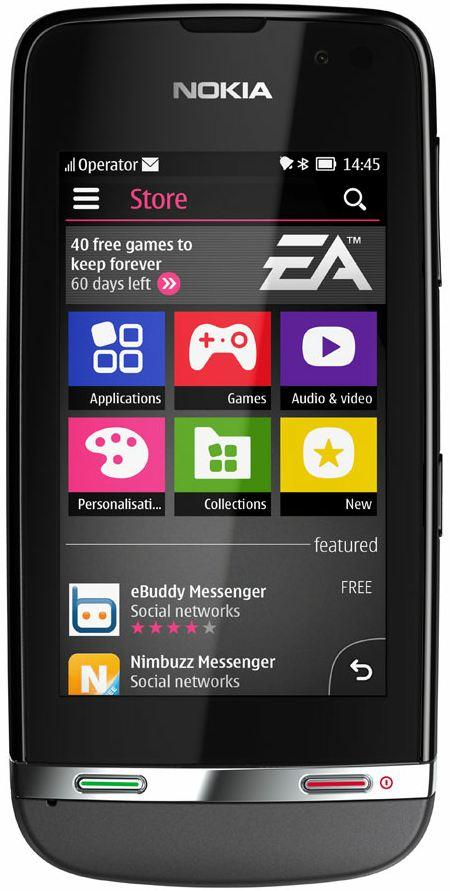 """Nokia Asha 305, 306 e 311 - Linha """"mais barata"""" de celulares S40 e ..."""