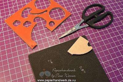 Papierhandwerk schulabschlu karte und stempel selber machen anleitung - Stempel selber machen set ...