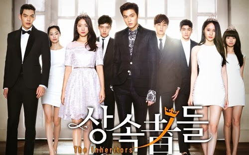 The Inheritors / The Heirs – sinopsis drama Korea