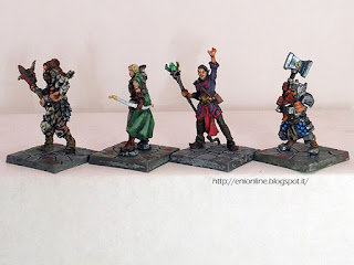 dungeon saga heroes