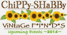 MARK YOUR CALENDAR!*!*!  WHERE & WHEN YOU CAN SHOP-MY-SHABBIES N*E*X*T