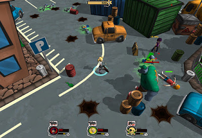 Download Game Hot Zomb Zombie Survival
