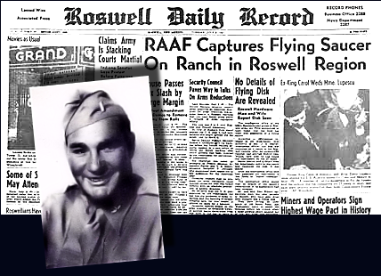 Lt. Chester Barton and The Roswell Incident