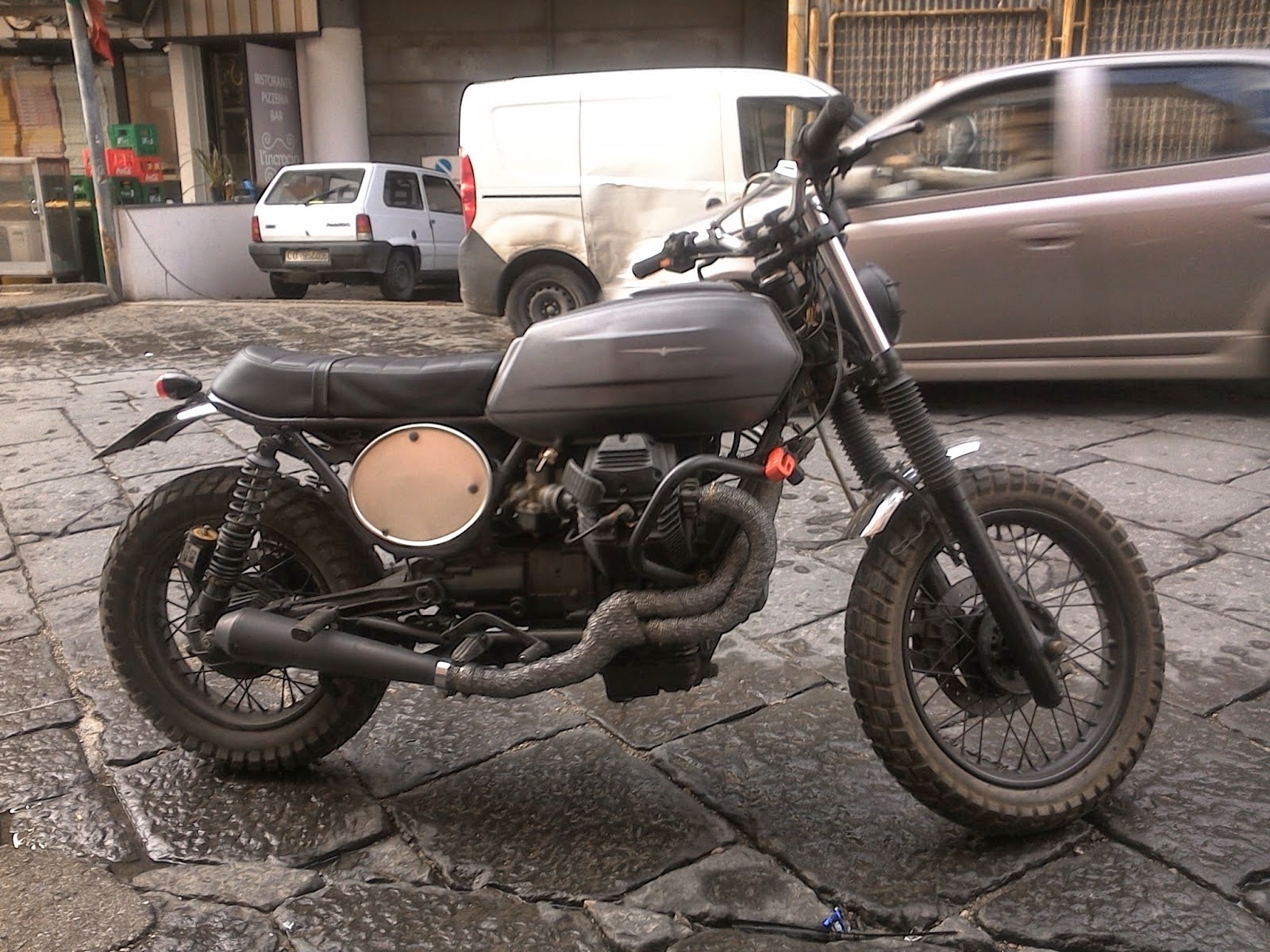 caf sport motorcycles tuning moto. Black Bedroom Furniture Sets. Home Design Ideas