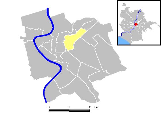 Συνοικία Τρέβι (Trevi)