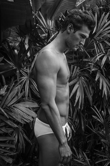Dan Murphy Nude by Scott Teitler