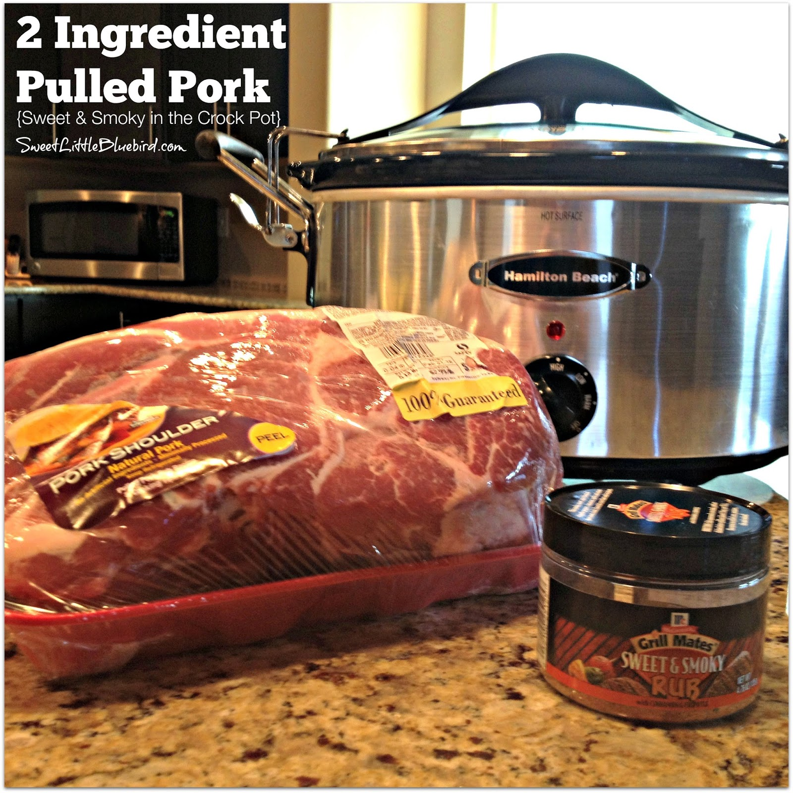 I Am Not Affiliated With Mccormick This Is Just A Really Good Rub And Makes The Best Pulled Pork In Your Crock Pot