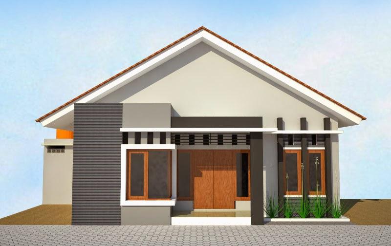 Desain Rumah Sederhana Type 70 Terbaru