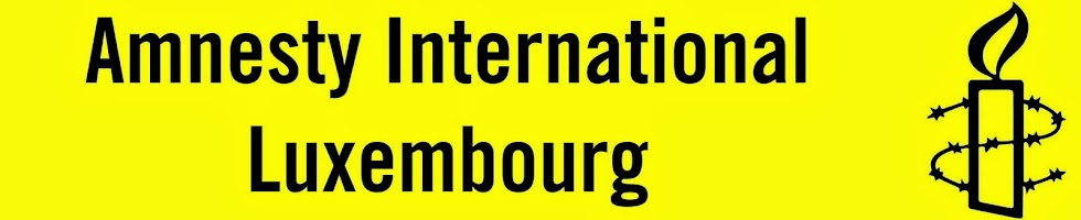 Videosblog  d'Amnesty International Luxembourg