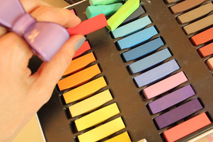 Как сделать краску для волос своими руками 222
