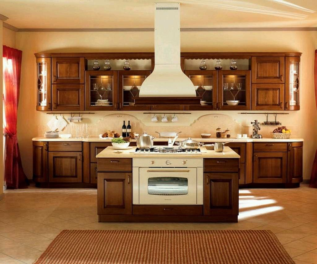 Cheap kitchen design ideas 2014 home design for Small cheap kitchen designs