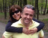 En el Parque Mont-Royal a cococho