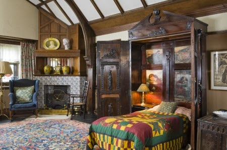Tudor Revival Interiors eye for design: decorating tudor style