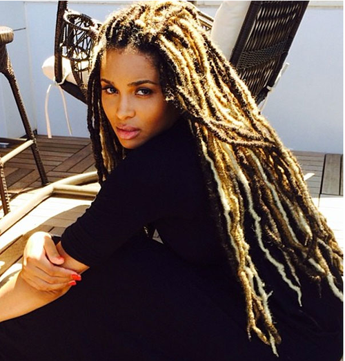 Angie SKYHH: Faux Locs