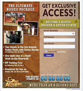 The Ultimate Rodeo Package