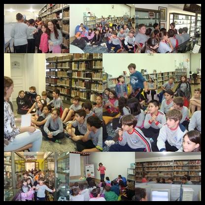 Biblioteca p blica municipal pref rolf colin escola - Biblioteca l eliana ...