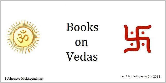 Books on Vedas