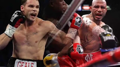 Cotto vs Geale results and round by round coverage