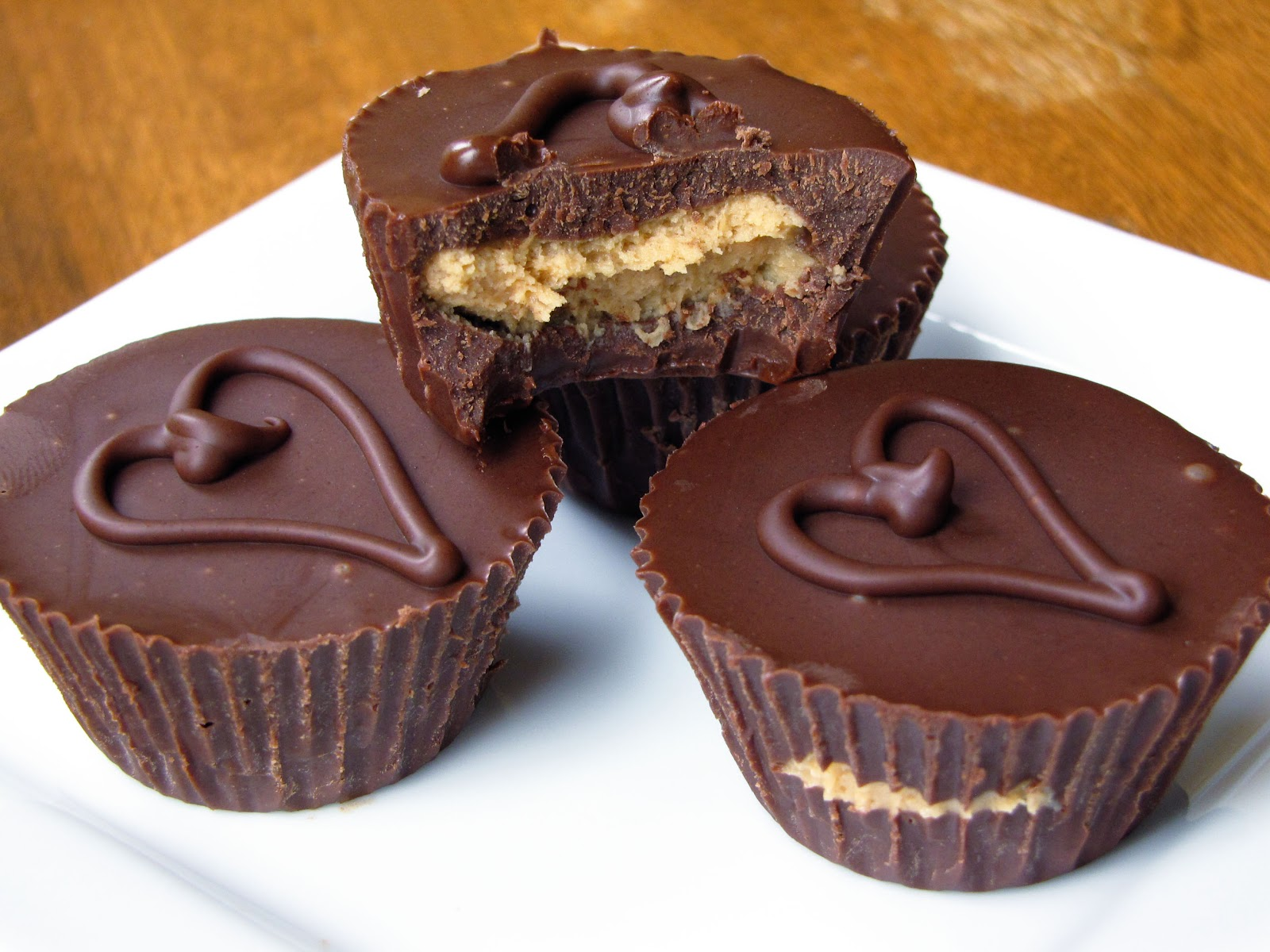 homemade peanut butter cups | Sweet Anna's