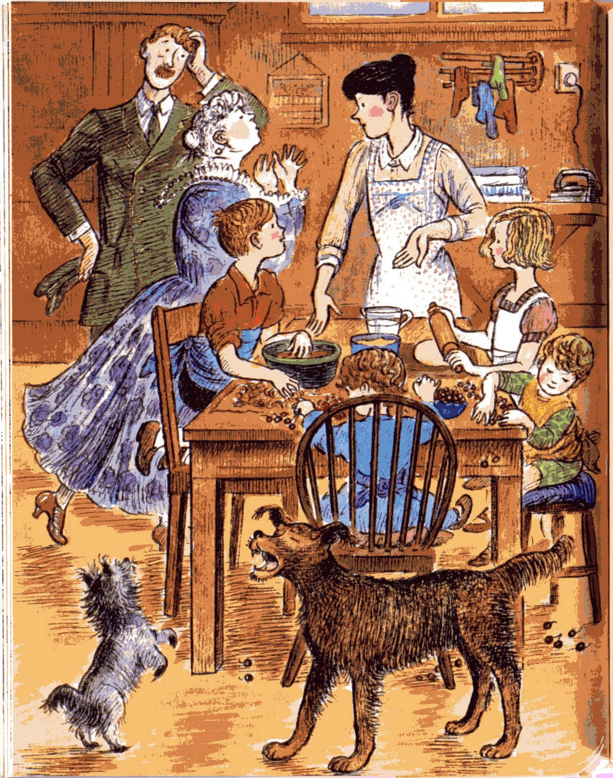 Dying for Chocolate: Mary Poppins in the Kitchen: Zodiac Chocolate ...