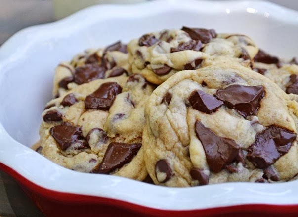 My Recipes: Best Chewy Chocolate Chip Cookie Recipe