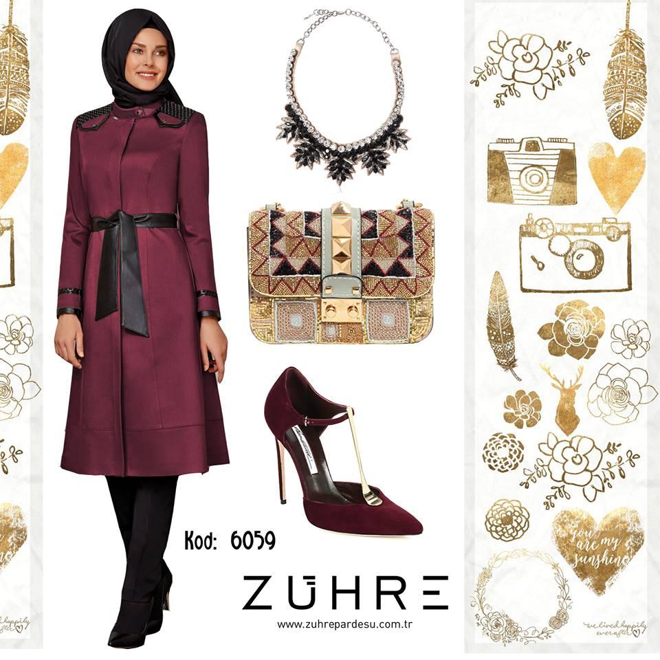Manteaux Hijab Hiver 2016 Hijab Chic Hijab Fashion And