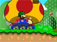 Mario Tank Adventure 2 | Toptenjuegos.blogspot.com