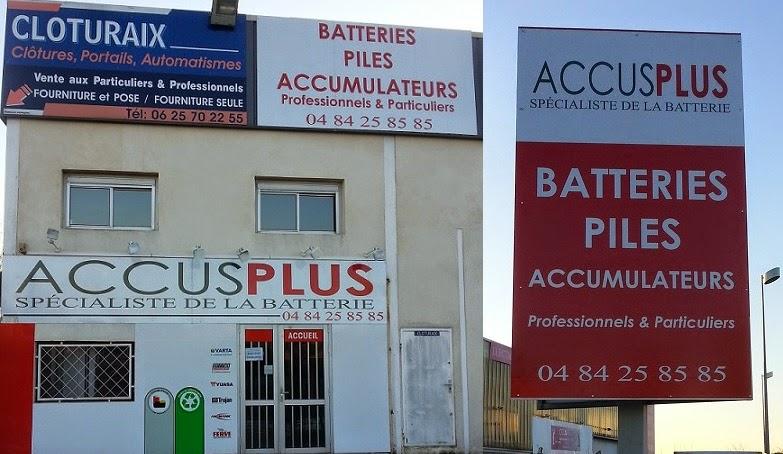 rénovation en adhésif sur panneau dibond aix en provence