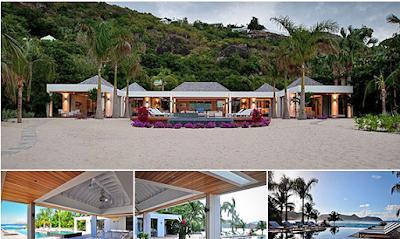 Inilah 3 Rumah Paling Indah di Tepi Pantai