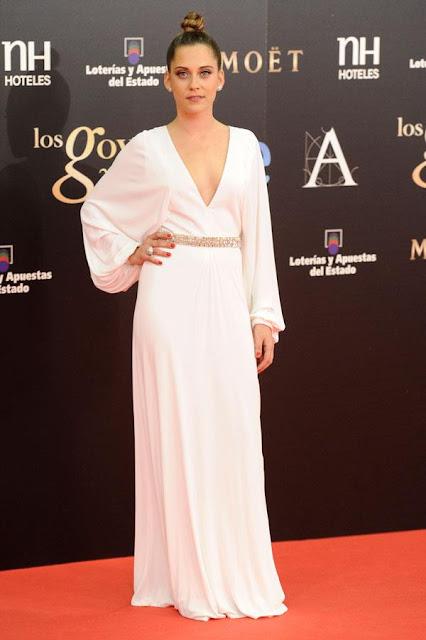 look premios goya 2013