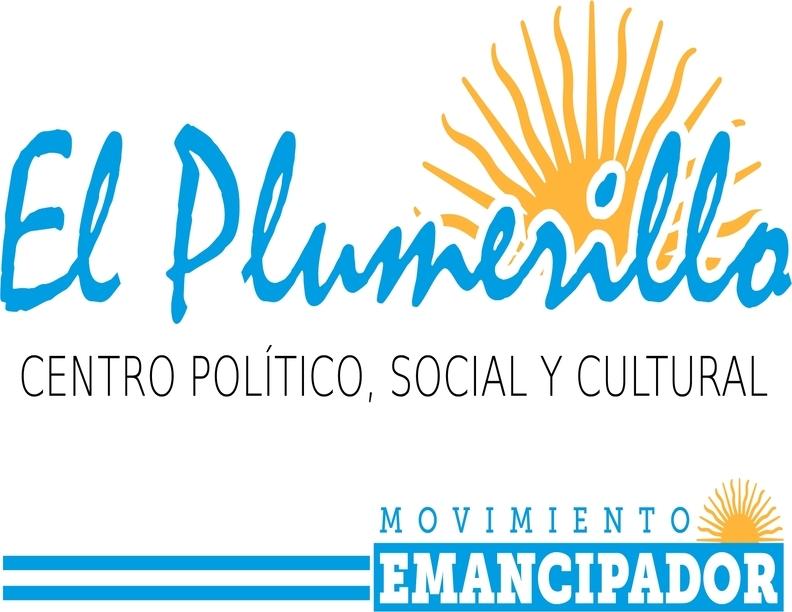 """Centro Político, Social y Cultural """"El Plumerillo"""" - Movimiento Emancipador"""