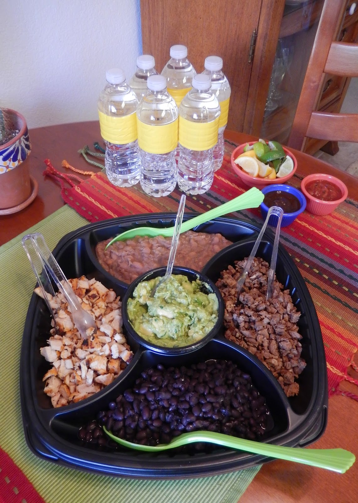 Mexican%2BFiesta%2BMeeting%2BLuncheon%2BBrunch%2BCinco%2Bde%2BMayo%2BRubios%2BEggface%2B3 Weight Loss Recipes Healthy Meetings (or Parties) Made Easy