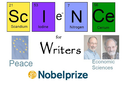 Science for Writers Nobel prize