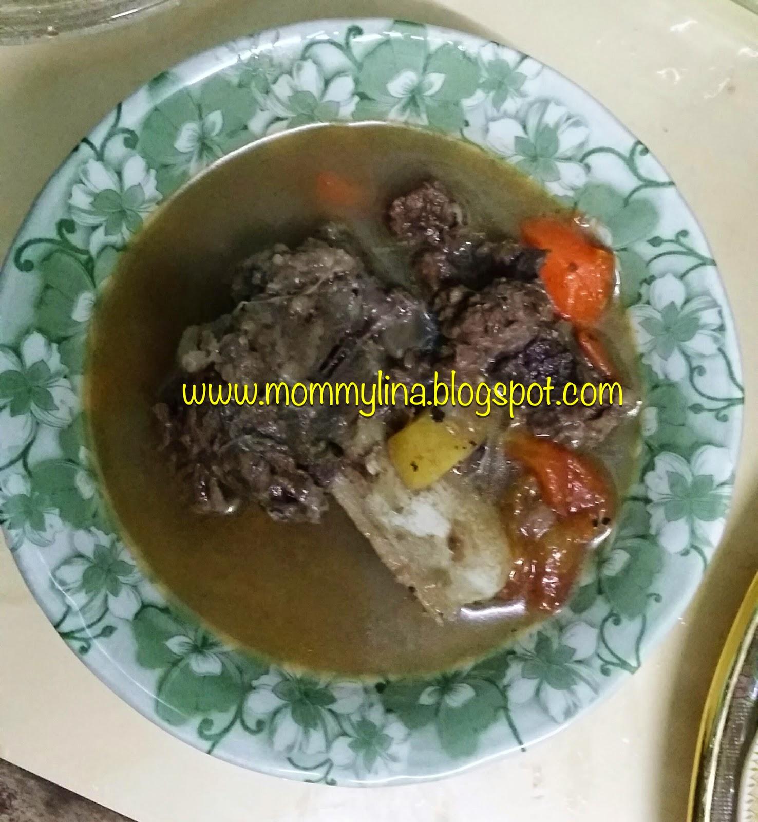 Masakan suami no. 1