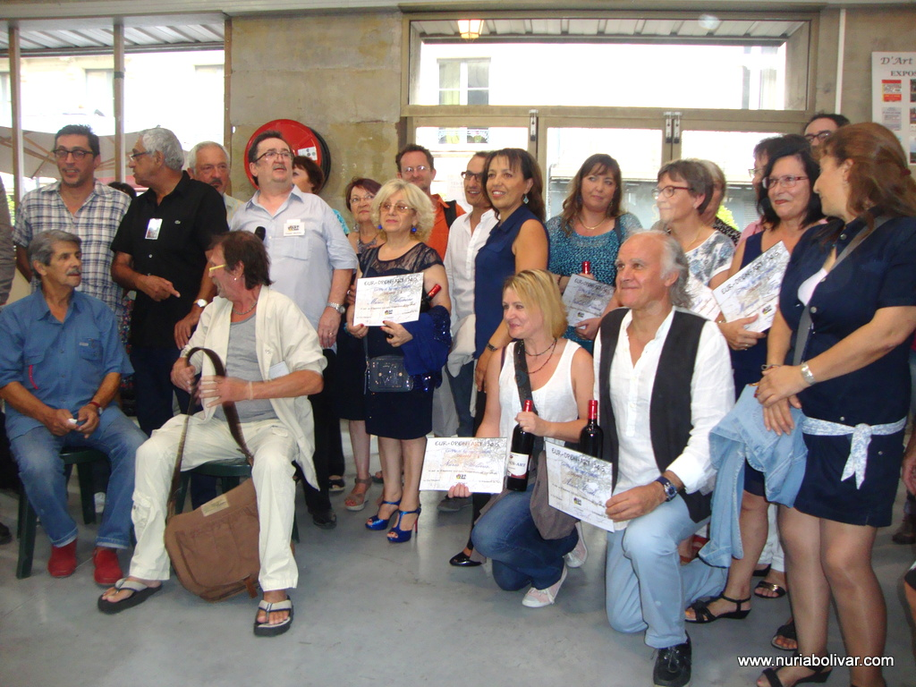 EUR-OPEN-ART Carcassonne (France) 2015