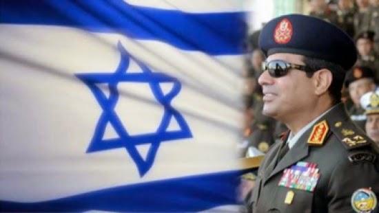 صحيفة اسرائيلية : السيسي واسرائيل يد واحدة ضد حماس