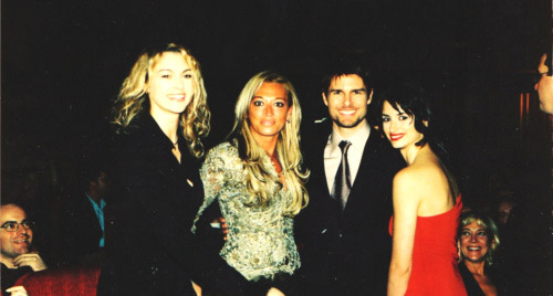 belen esteban con tom cruise y penelope cruz