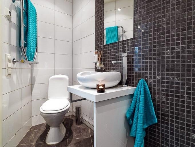 Suuntana koti Pesuhuoneen sisustaminen