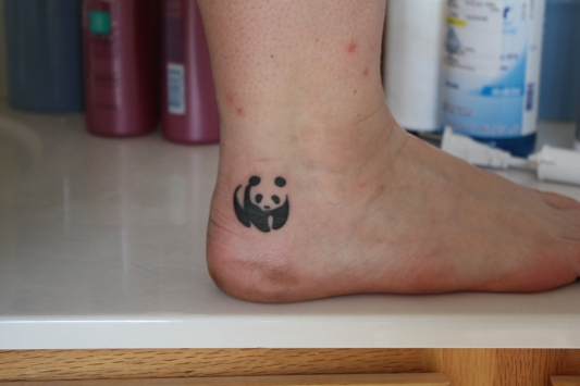 Tattoos for girls tattoos for girls on foot small - Small foot design ...