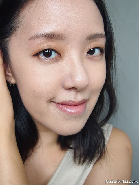 The Face Shop Oil Control Water Cushion beauty review