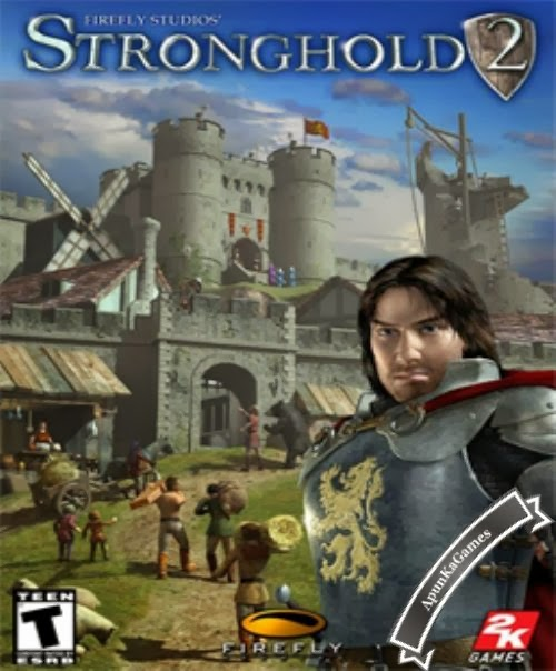 Stronghold 2 Cover, Poster