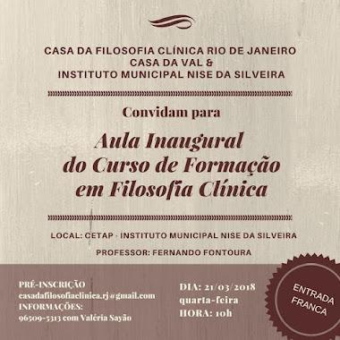 Vai acontecer no Rio de Janeiro! Bem vindos!