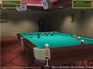 Screenshot 3D Live Pool